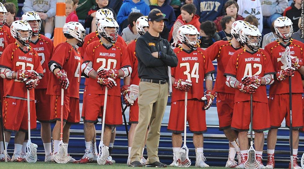 Maryland Lacrosse Terps 2013: Coach Tillman