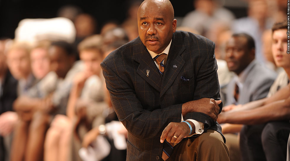 Georgetown Basketball 2014: John Thompson III
