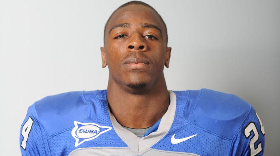 Redskins 2014: Akeem Davis (Memphis headshot)
