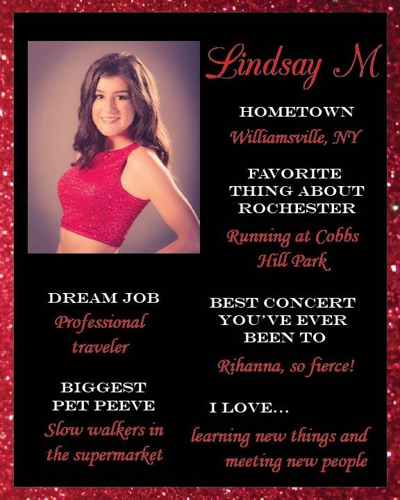 """Lindsay"