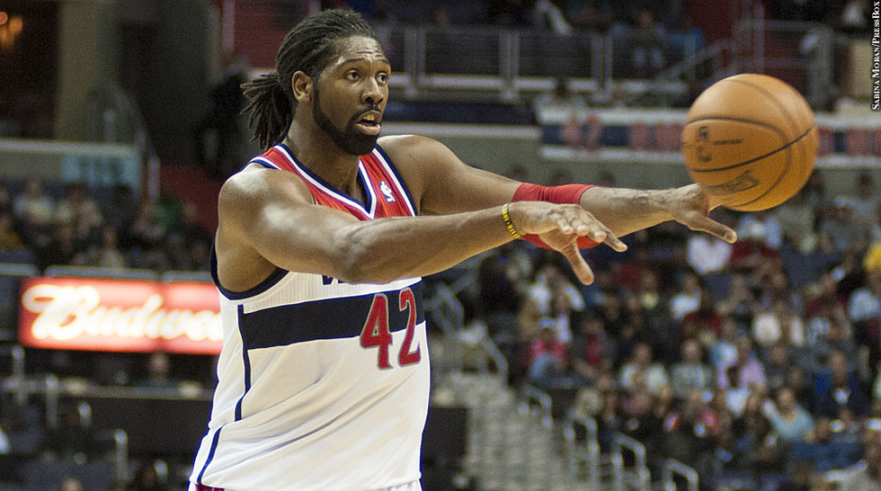 Wizards 2013: Nene (passing)