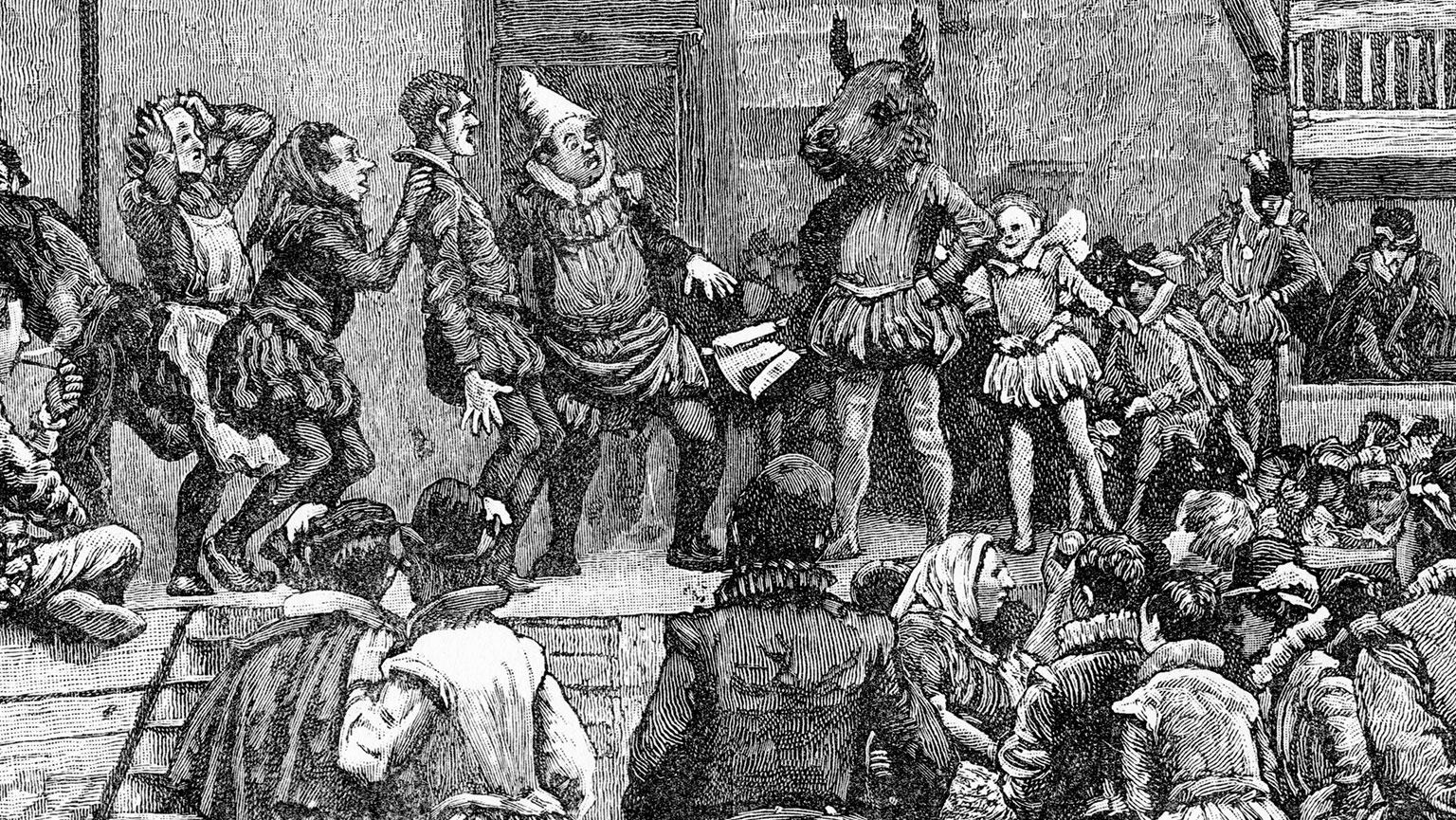 shakespeare comedy vs tragedy