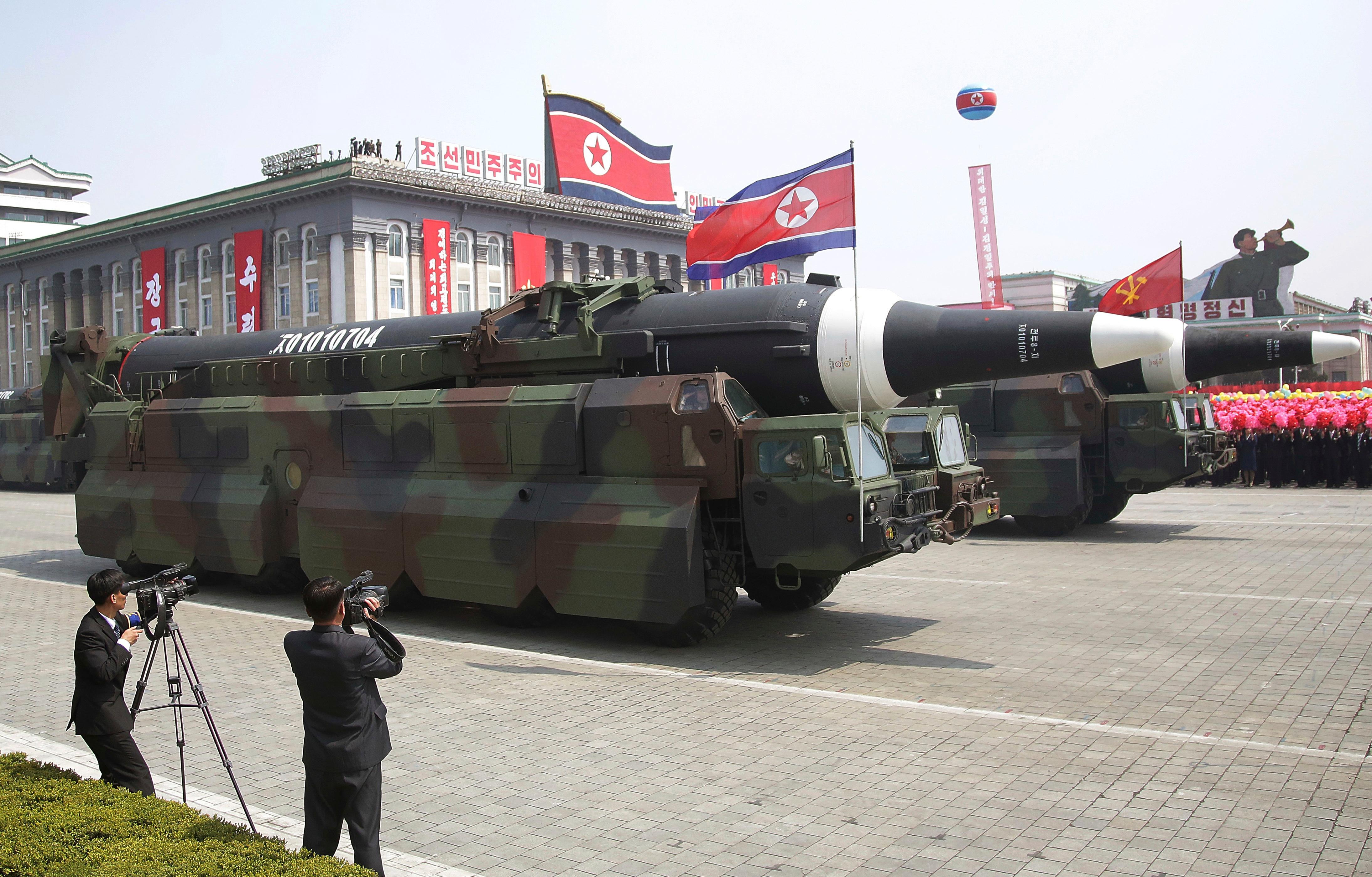 north korea 41517