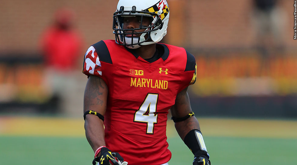 Maryland Terps Football 2014: William Likely