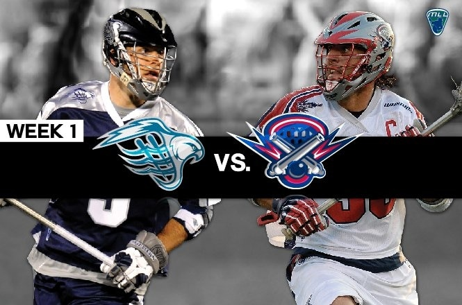Game Preview Chesapeake At Boston Major League Lacrosse