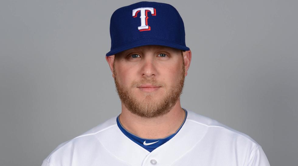 MLB: Evan Meek (Rangers)
