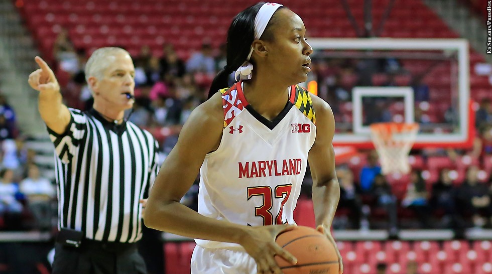 Issue 217: Maryland Terps Women's Basketball 2015-16: Shatori Walker-Kimbrough