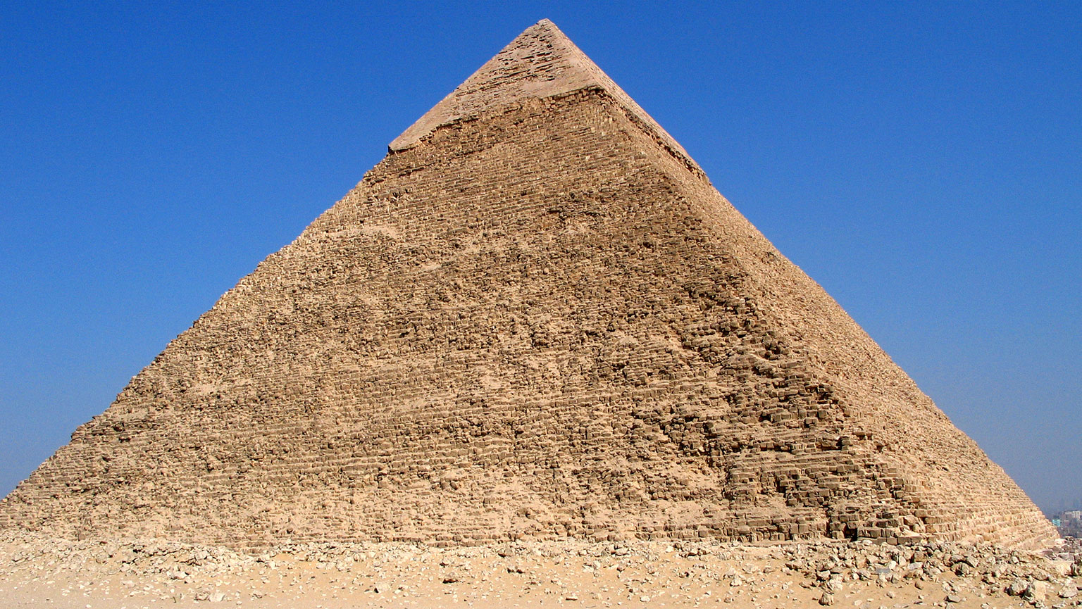 egypt in the pyramid age
