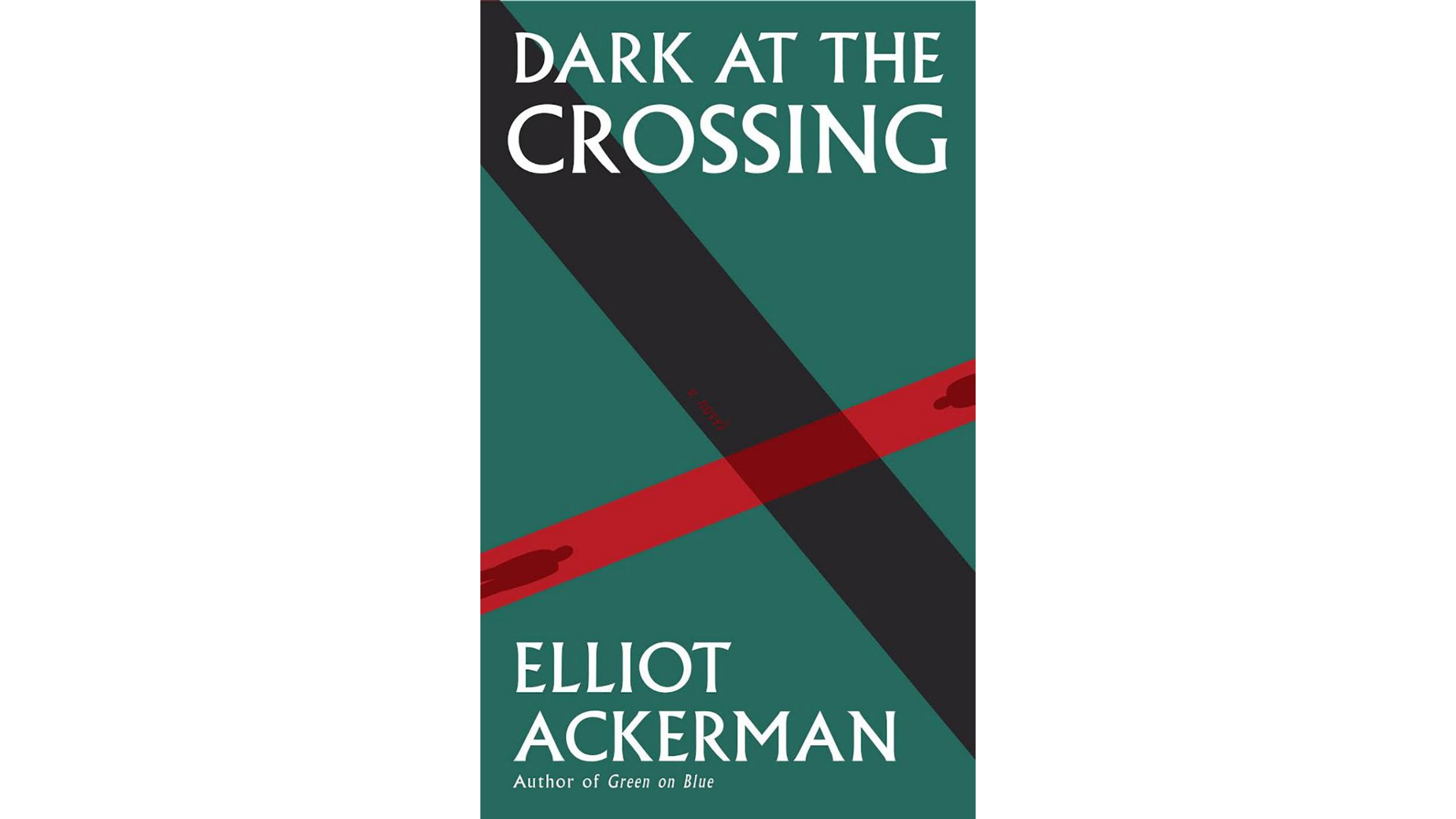 Spring 2017 book review -- Dark at the Crossing