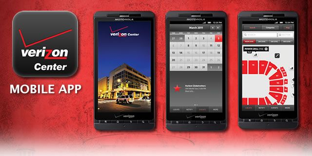 verizon center app image