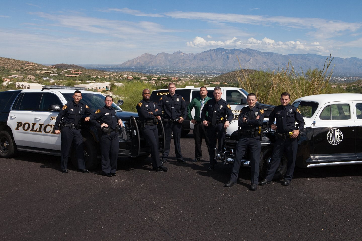 Top 20 law enforcement agencies for transitioning veterans ...