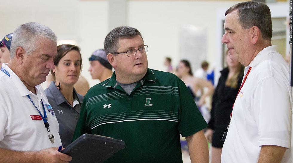 Issue 210: Loyola Swimming Coach Brian Loeffler