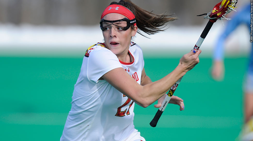 Terps Maryland Women's Lacrosse 2015: Taylor Cummings