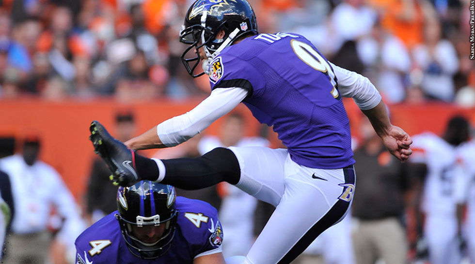 b5f5d0efd10f NFL Week Four  Ravens vs. Panthers By The Numbers