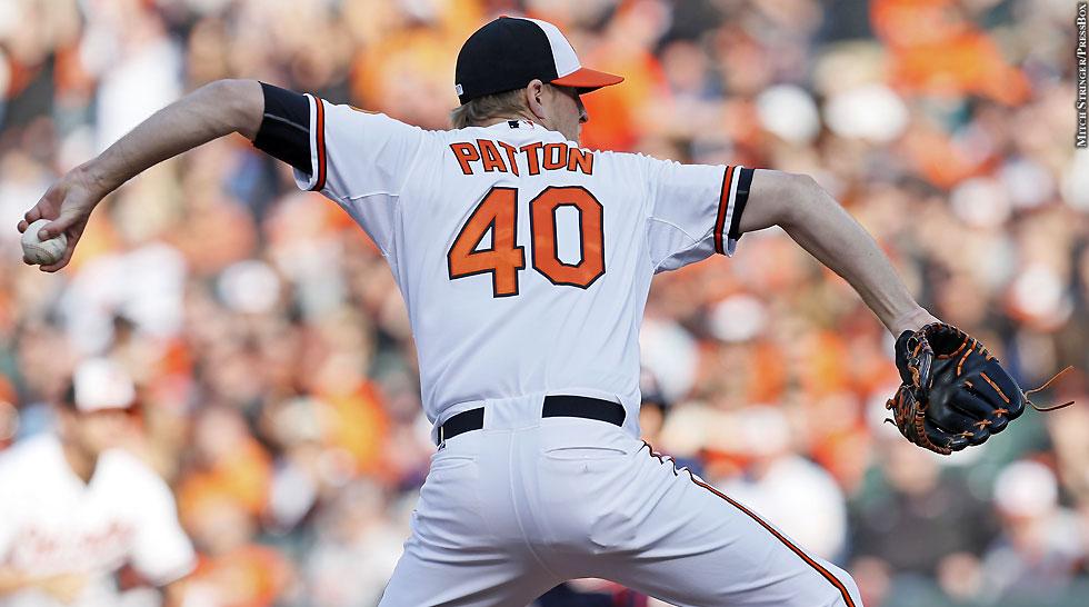 Orioles 2013: Troy Patton