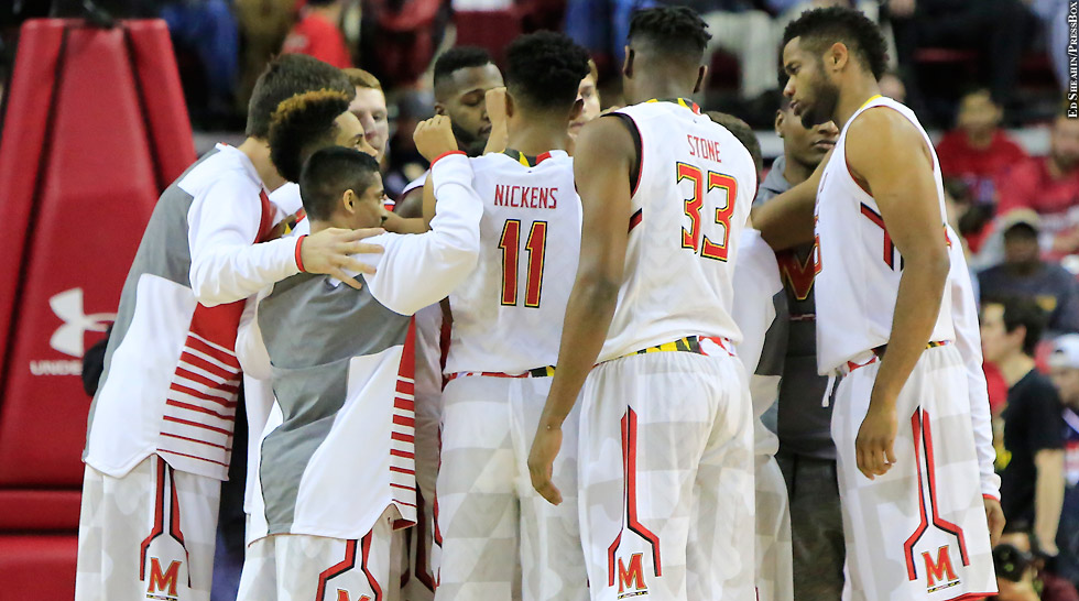 Issue 218: Maryland Terps Men's Basketball 2015-16: Team