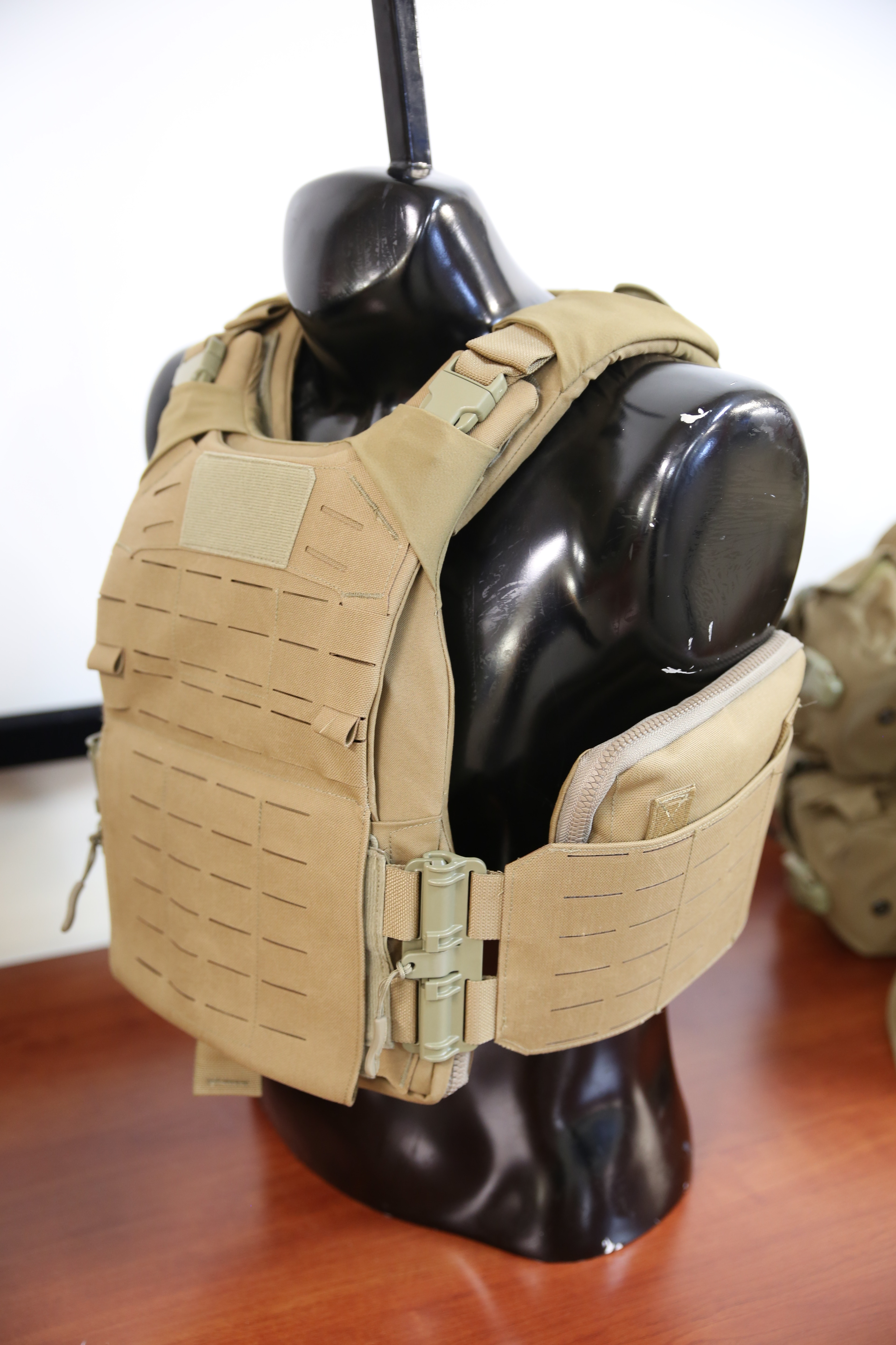 Plate Carrier Generation III prototype