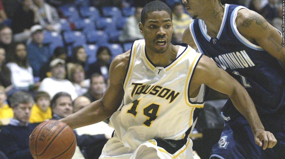 Towson Basketball 2007: Gary Neal