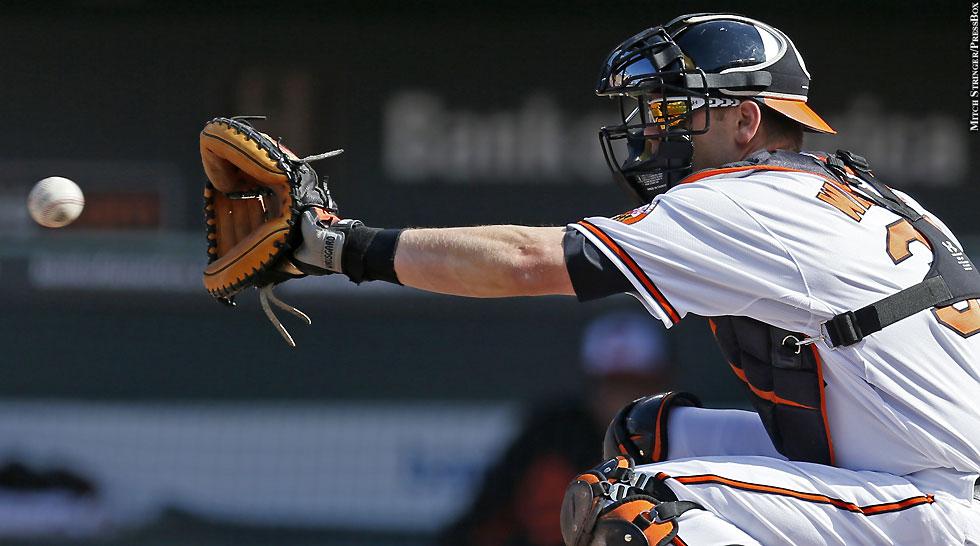 Orioles 2013: Matt Wieters (catching)