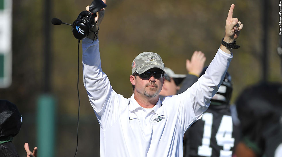 Issue 212: Stevenson Football 2014: Ed Hottle