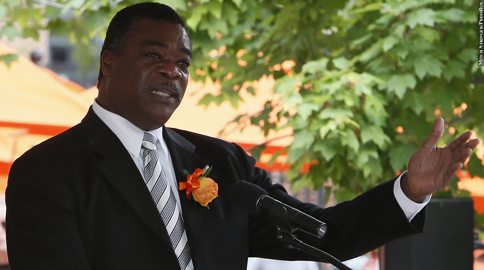 Orioles: Eddie Murray (2012, speaking)