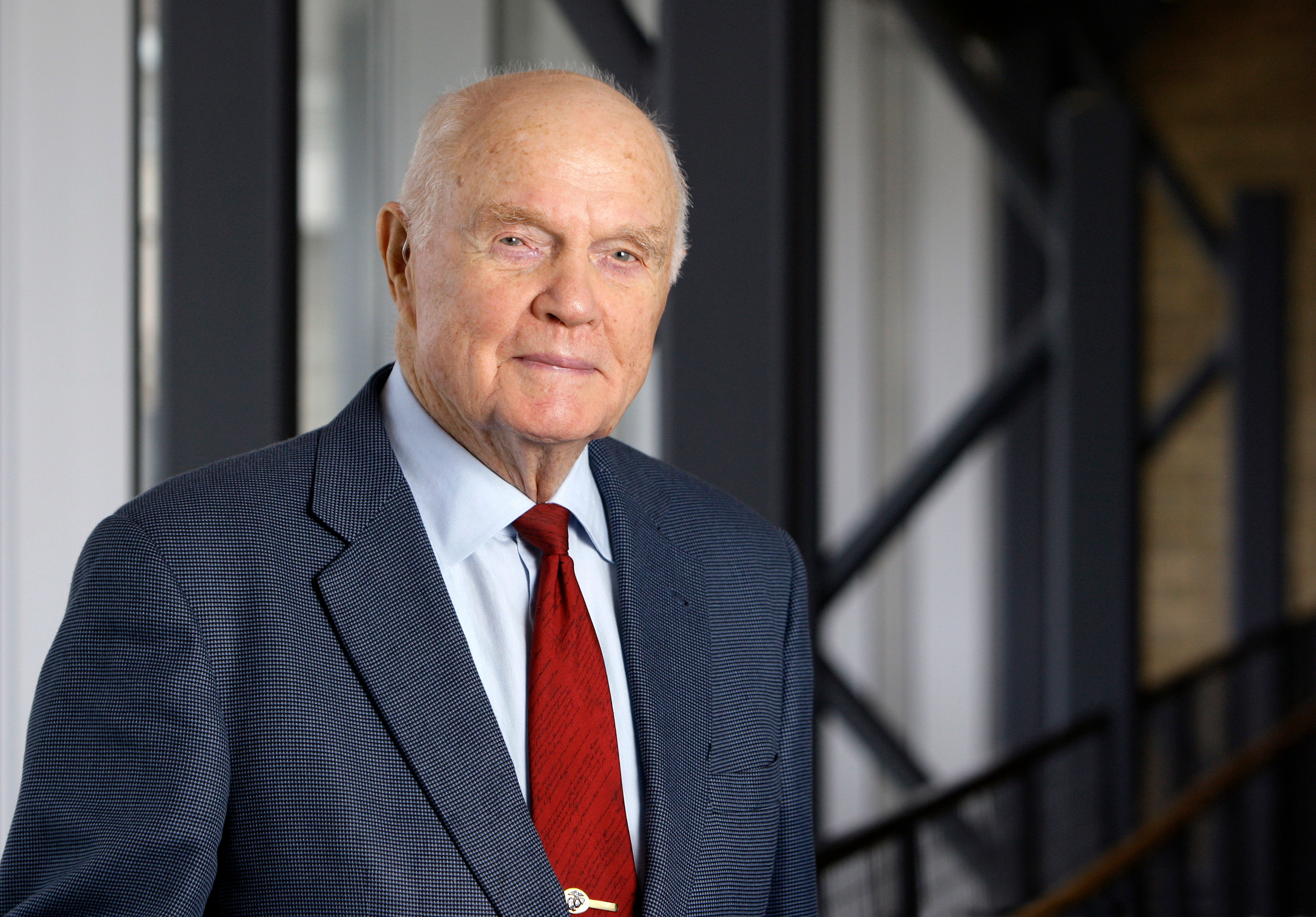 Military Mortuary Employee Allegedly Offered Peek At John Glenn's Remains