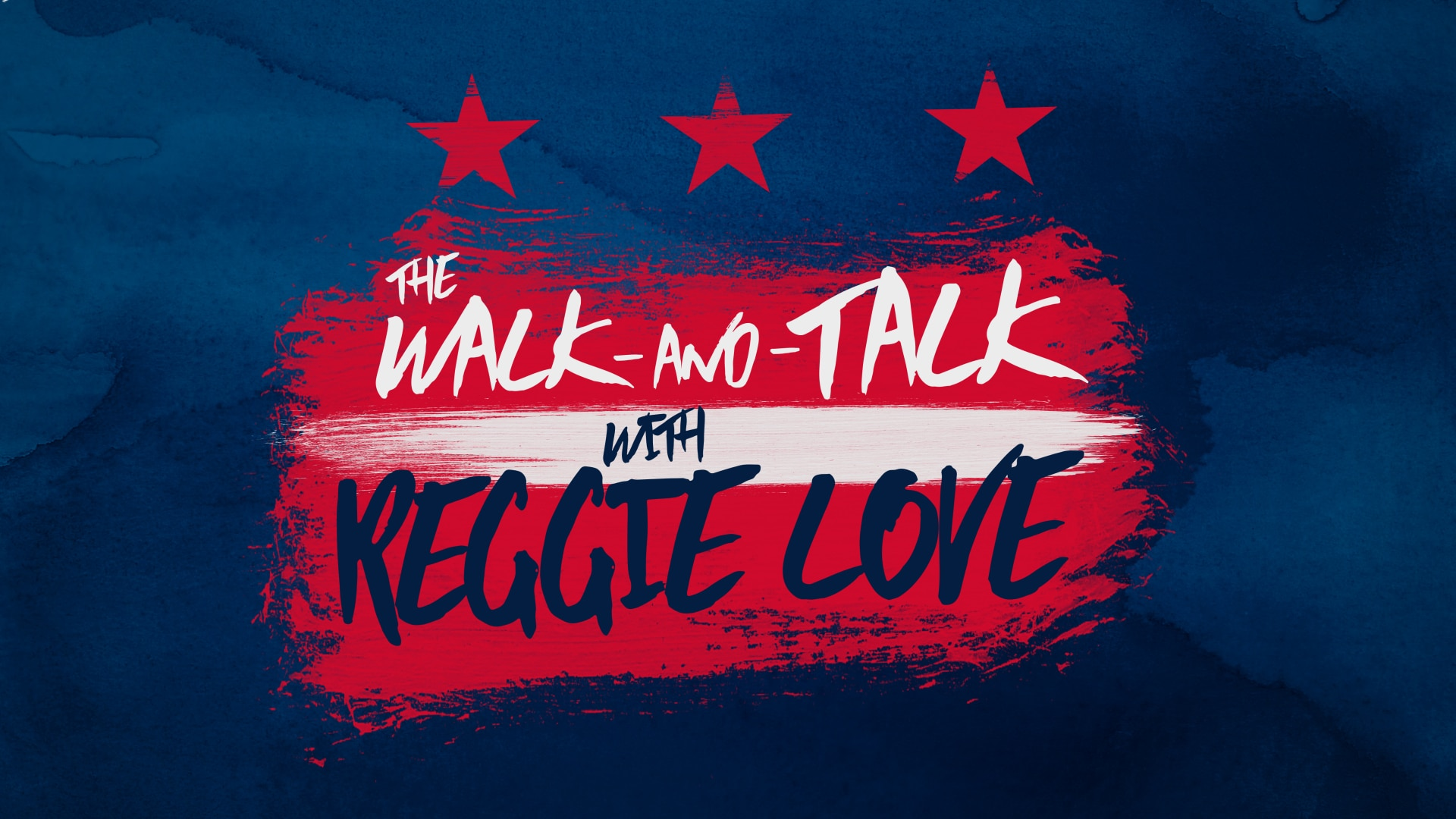 The Walk-And-Talk with Reggie Love