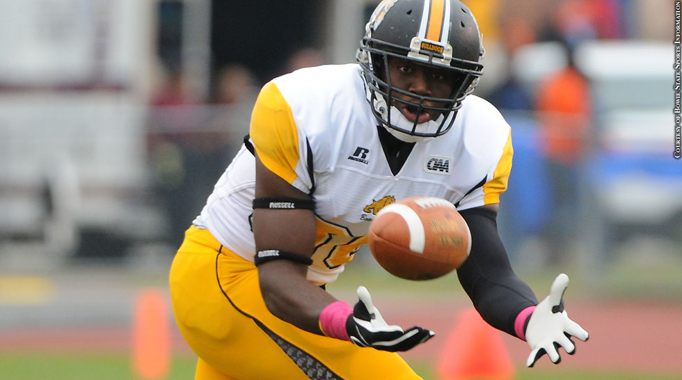 Bowie State Football: Khari Lee (2013)