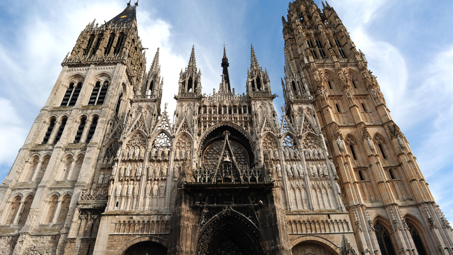 The Rise And Fall Of Gothic Cathedral