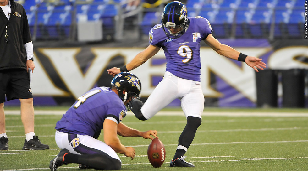 Issue 218: Ravens 2015: Justin Tucker