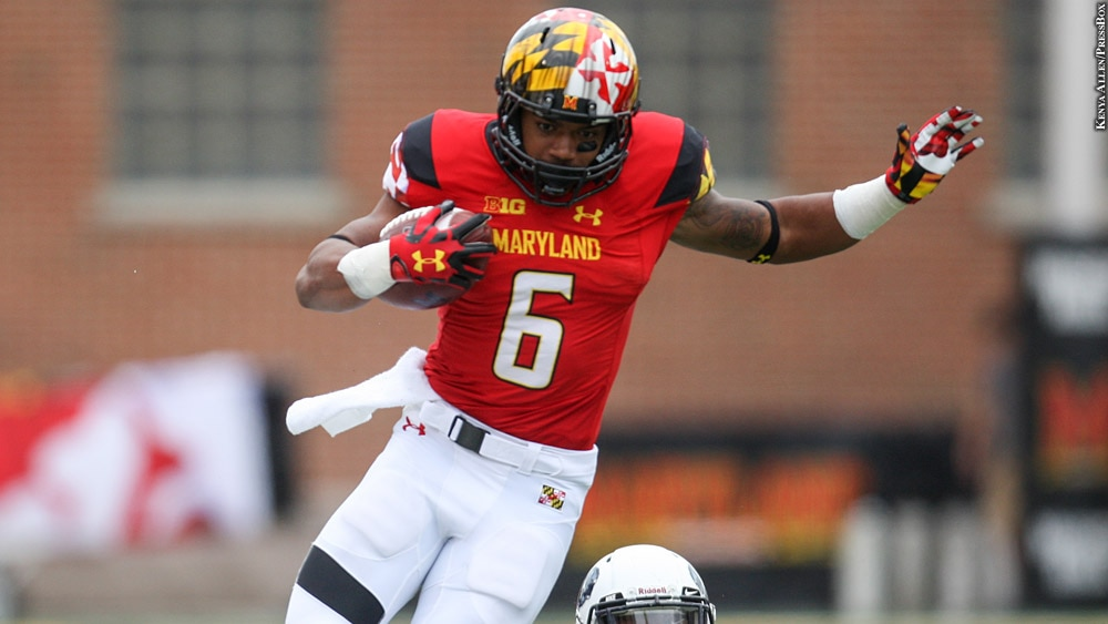 Issue 236: Maryland Terps Football 2016: Ty Johnson