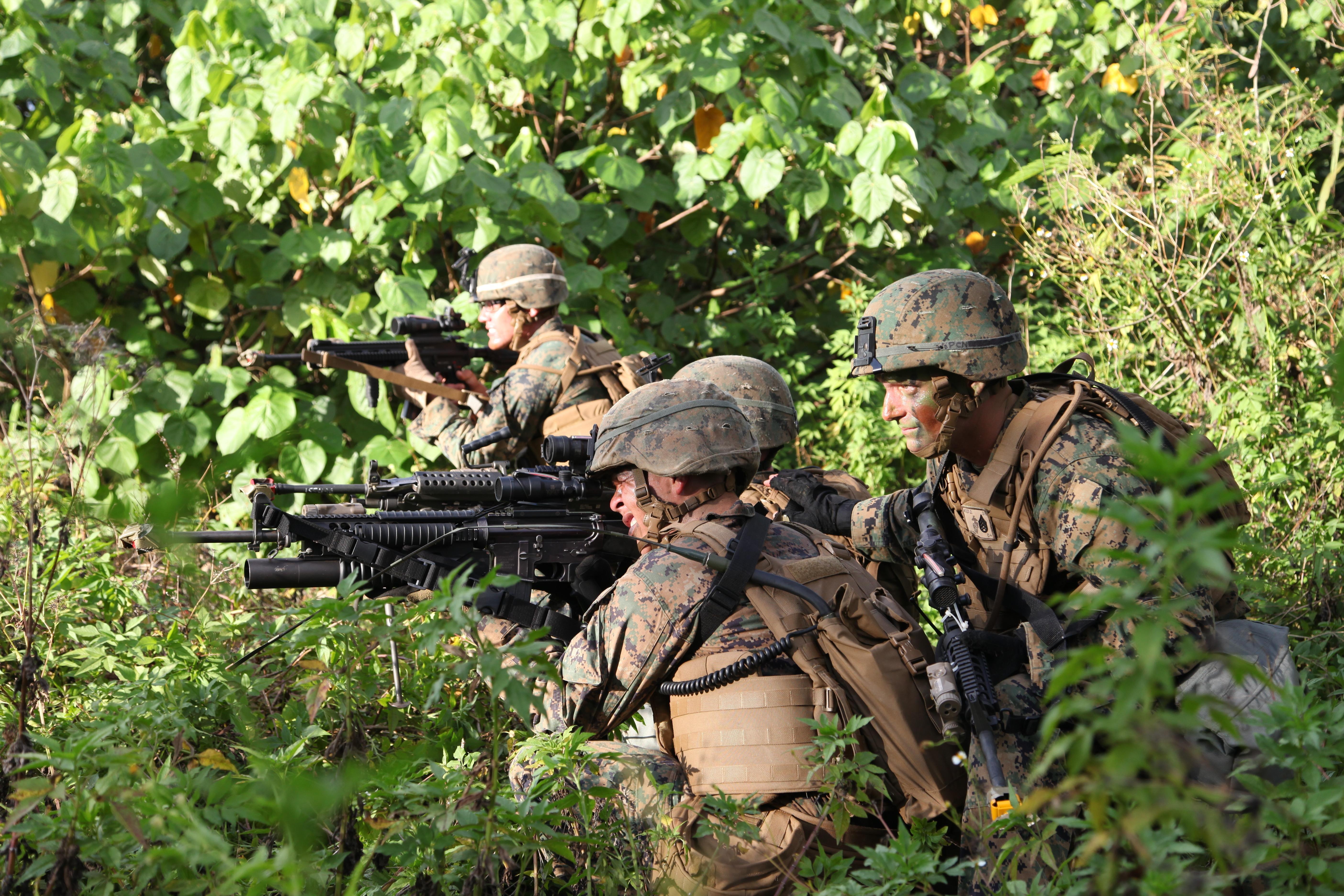 Marines Guam