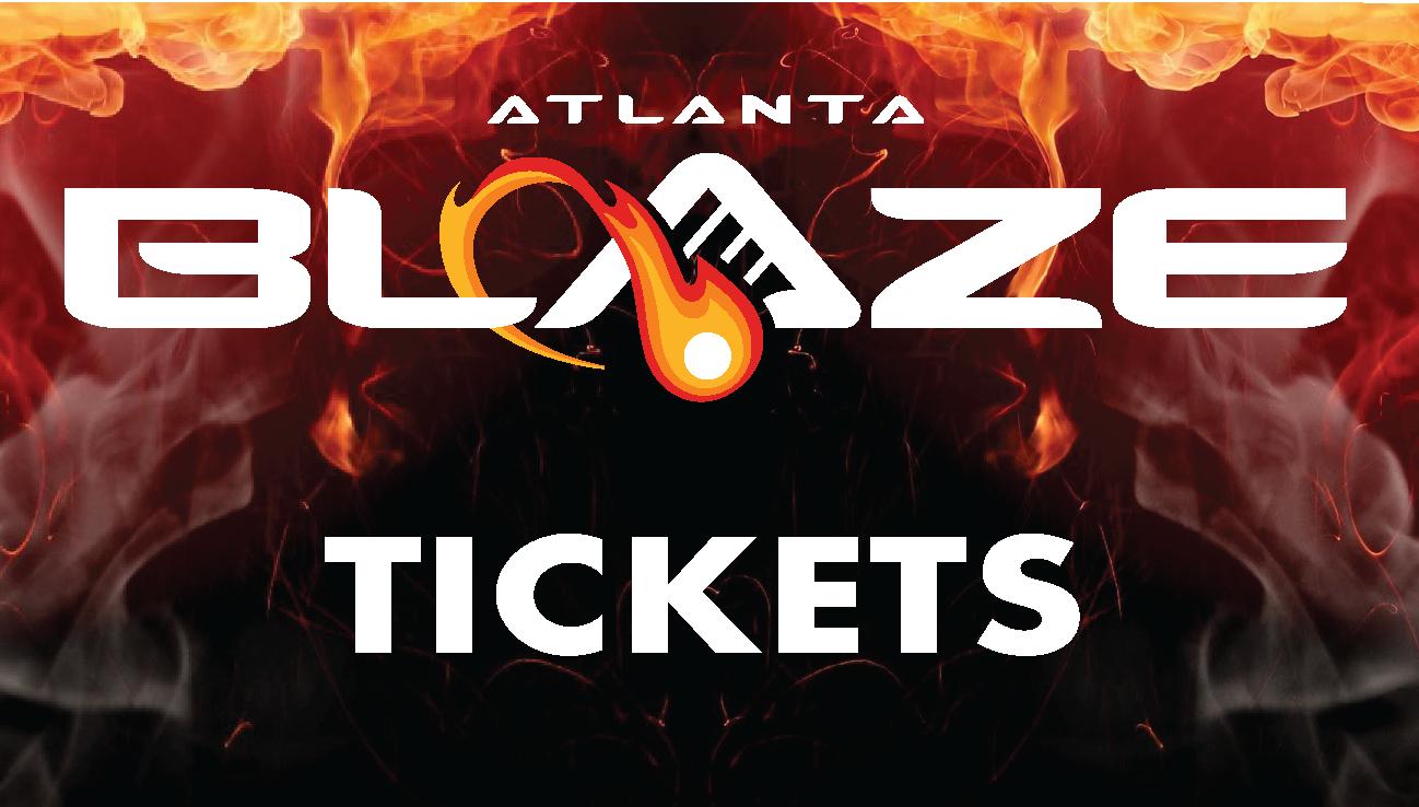 Atlanta Blaze tickets