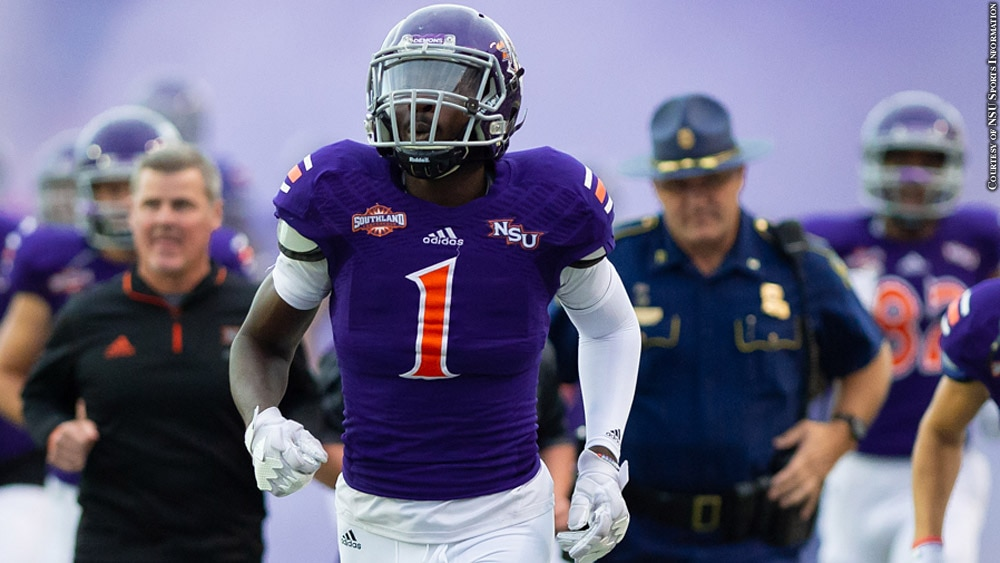 2019 Ravens Draft Watch Jazz Ferguson