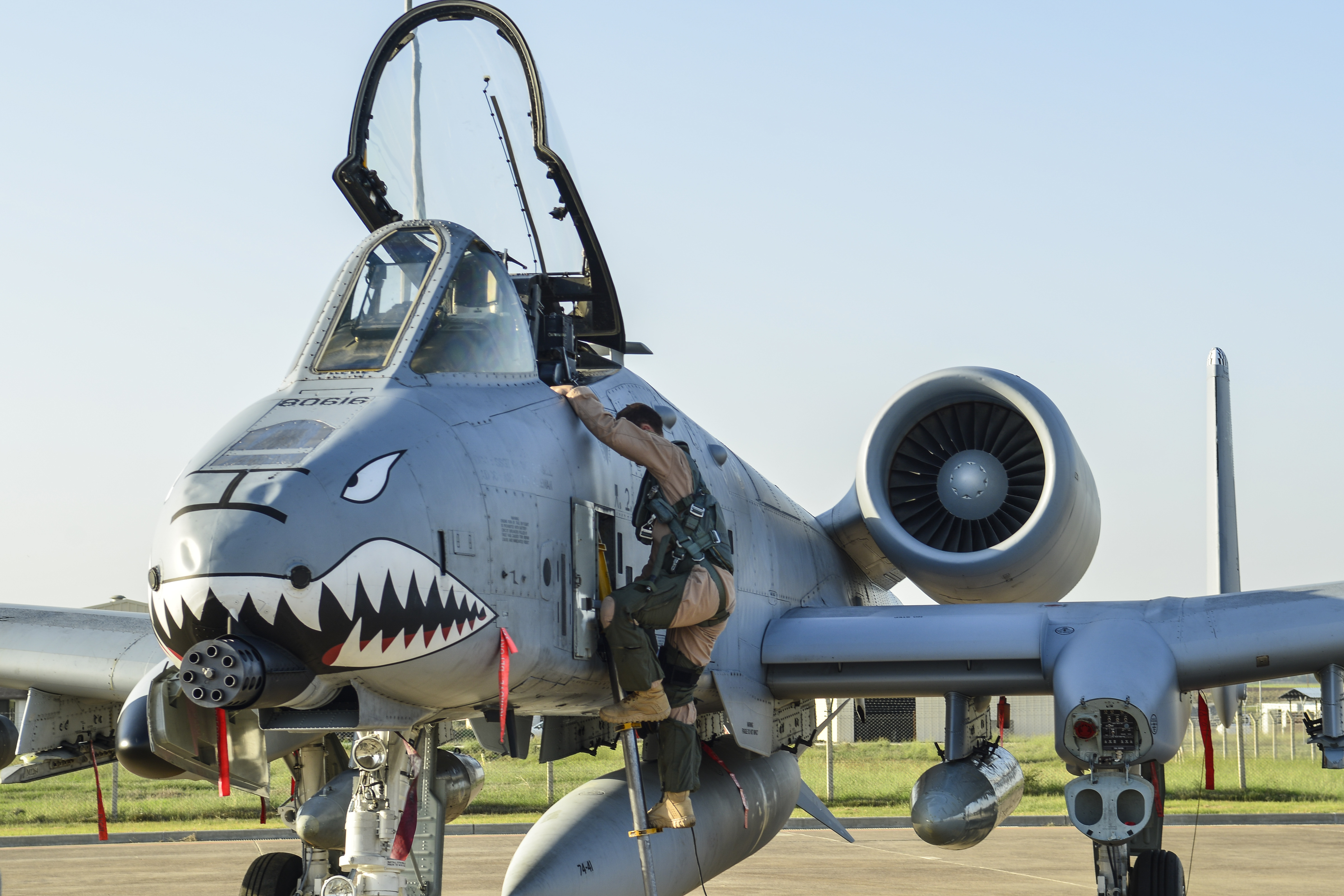 Incirlik AB receives A-10 forces in support of OIR