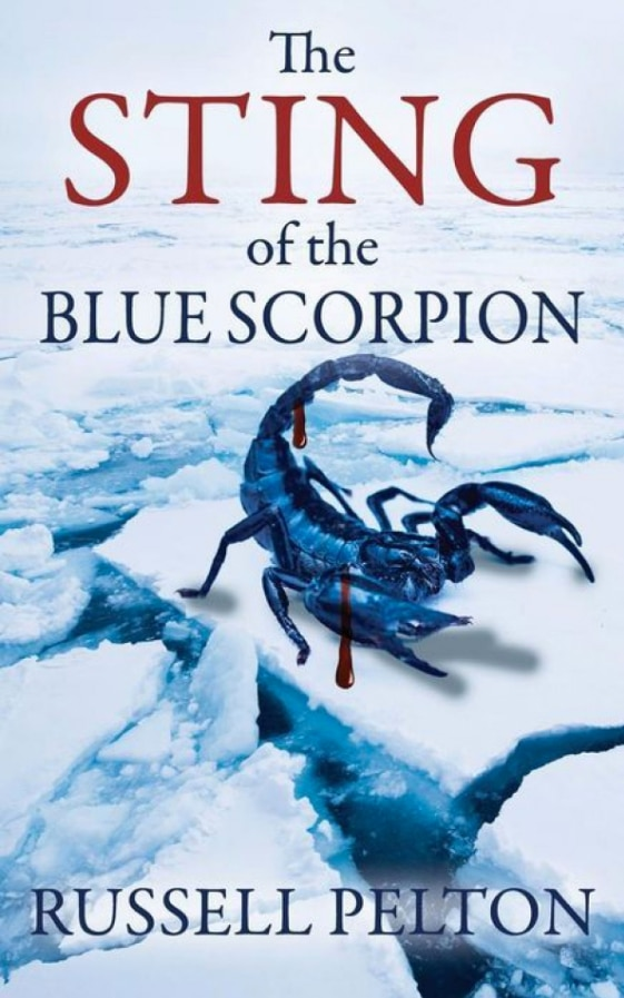 OFF Sting Blue Scorpion