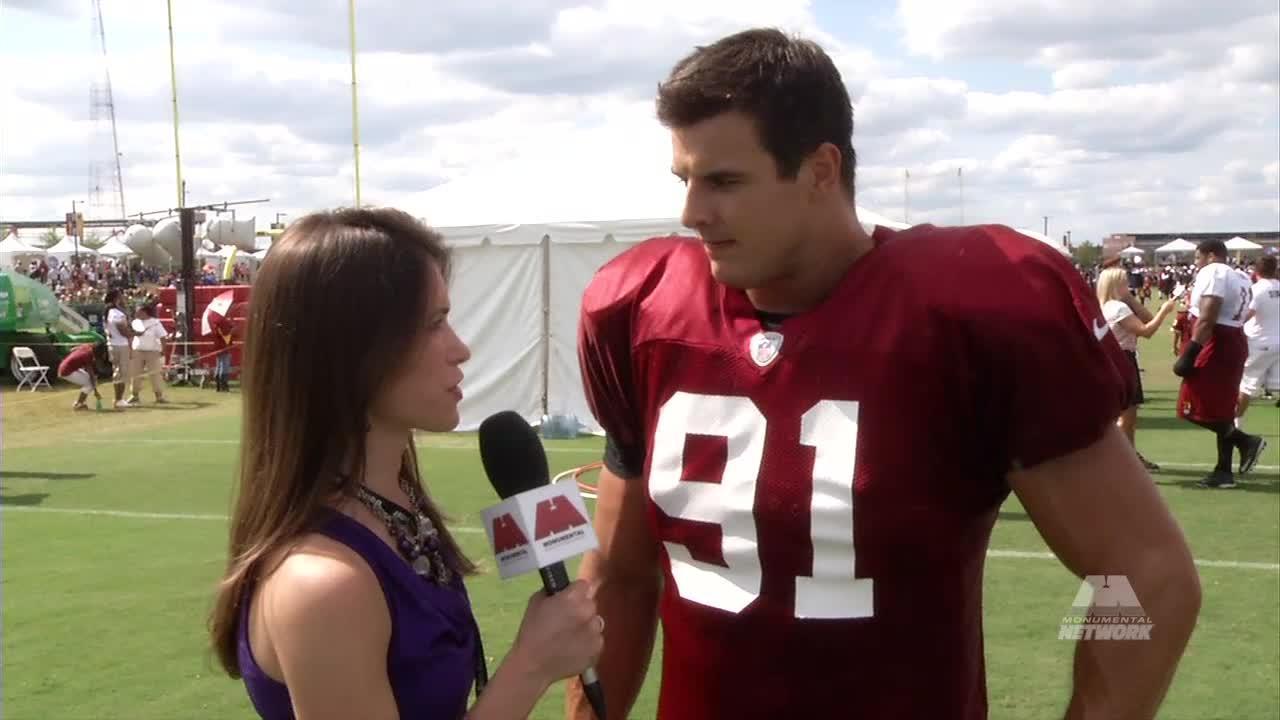 Ryan Kerrigan Interview