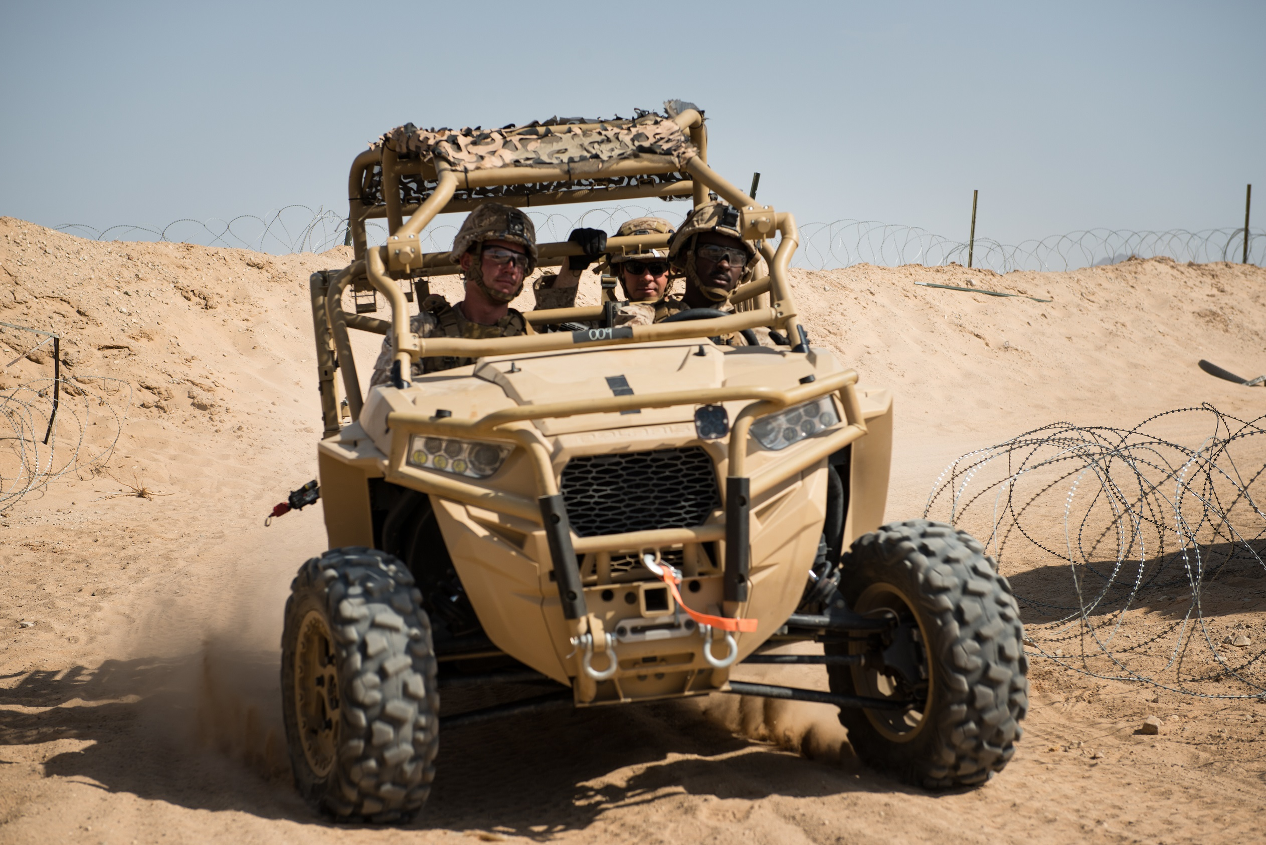 Training for the future – Marines take on the MIX