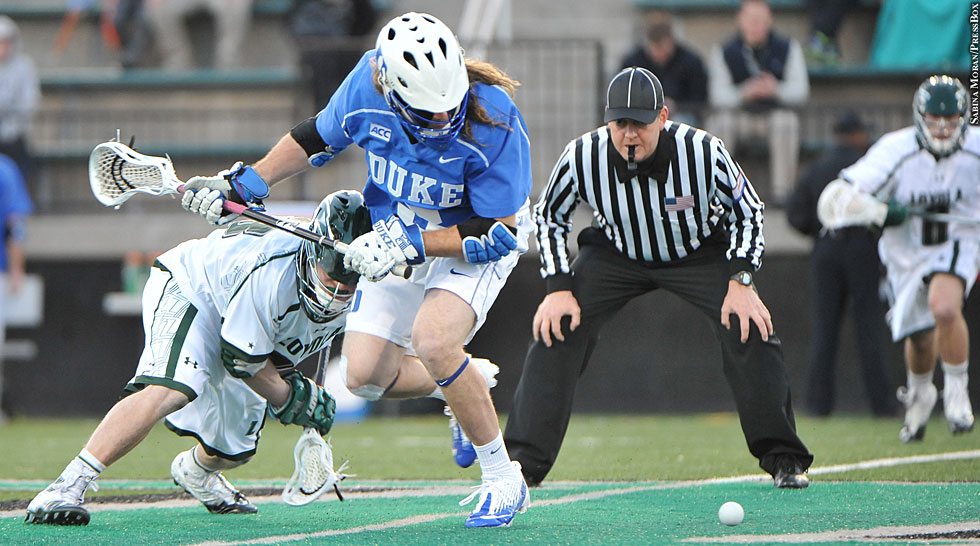 Loyola Lacrosse 2014: vs. Duke
