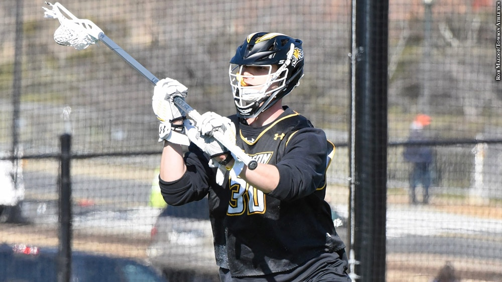 Issue 251: Towson Men's Lacrosse: Chad Patterson