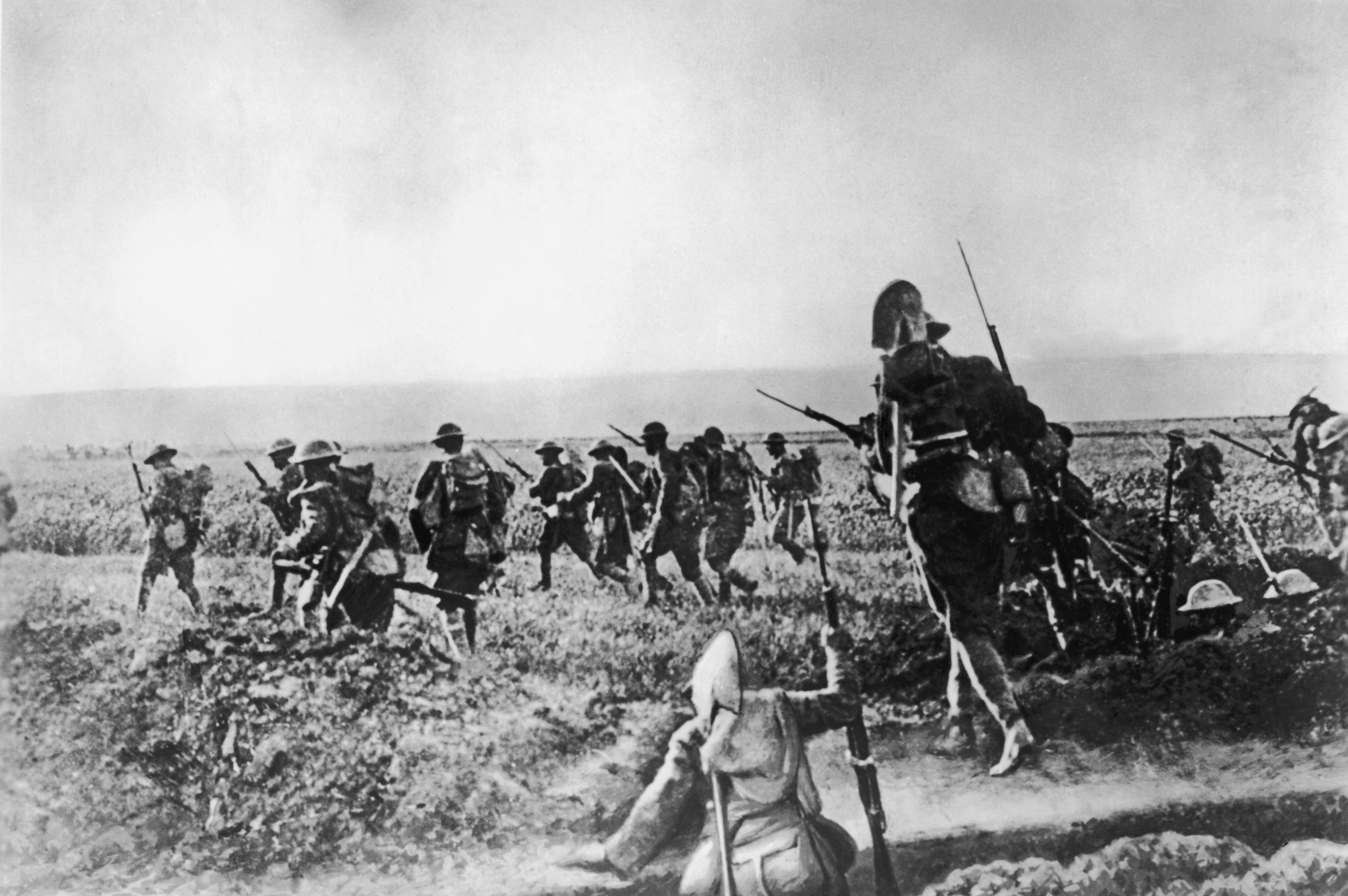 american troops ww1 cantigny