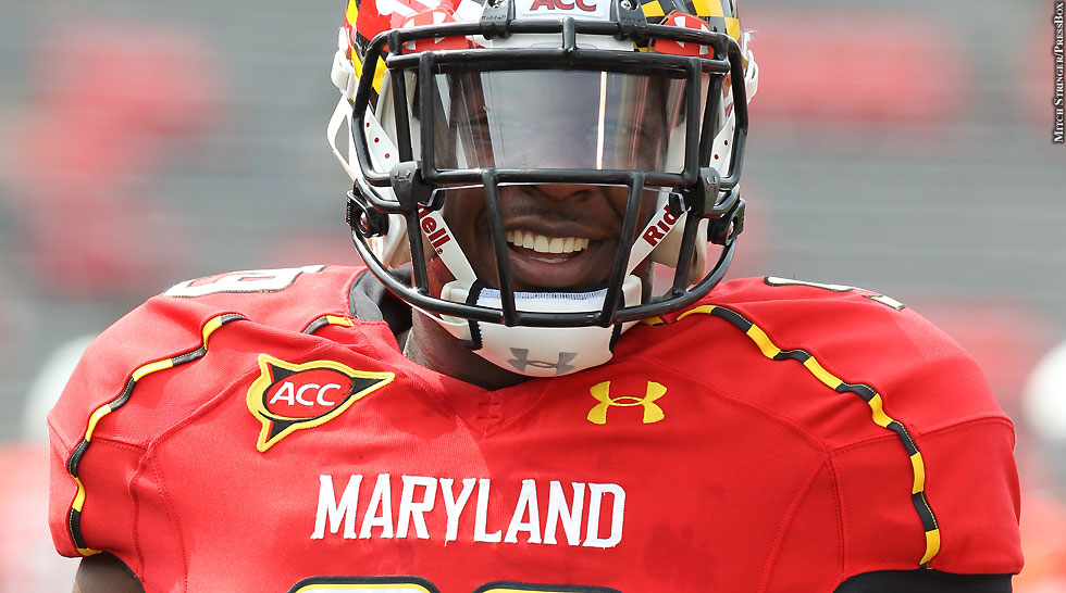 Maryland Terps Football 2013: Quinton Jefferson
