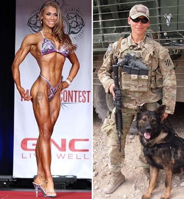 Air Force Reserve Tech. Sgt. Jessica Keller