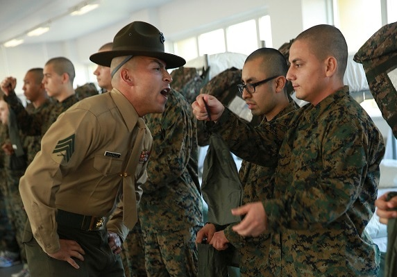 Investigations Find Hazing At Marine Corps Recruit Depot