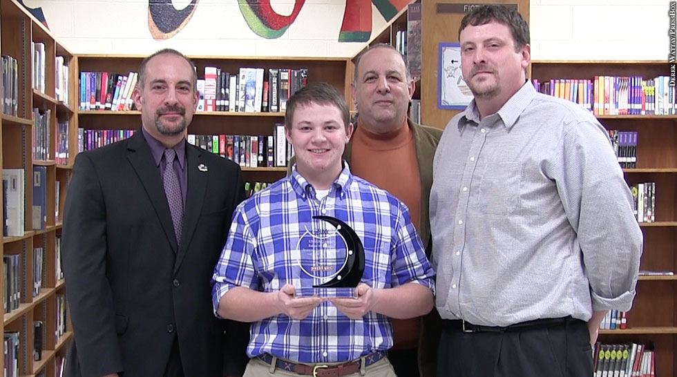 GBMC Unsung Hero: Sparrows Point High School: Robert Carrigan