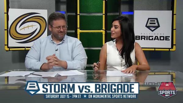Brigade Gameday - Storm vs. Brigade 7-15-17