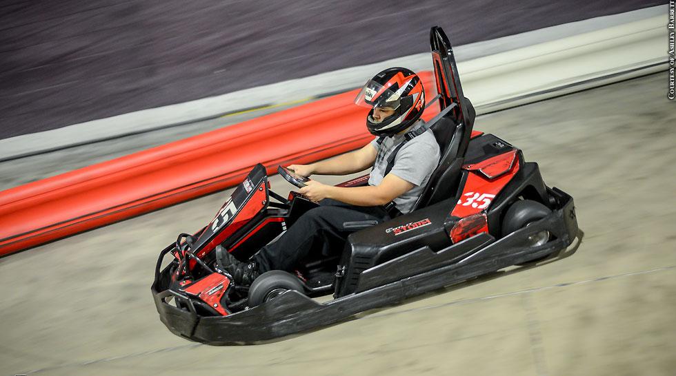 Issue 206: Autobahn Indoor Speedway