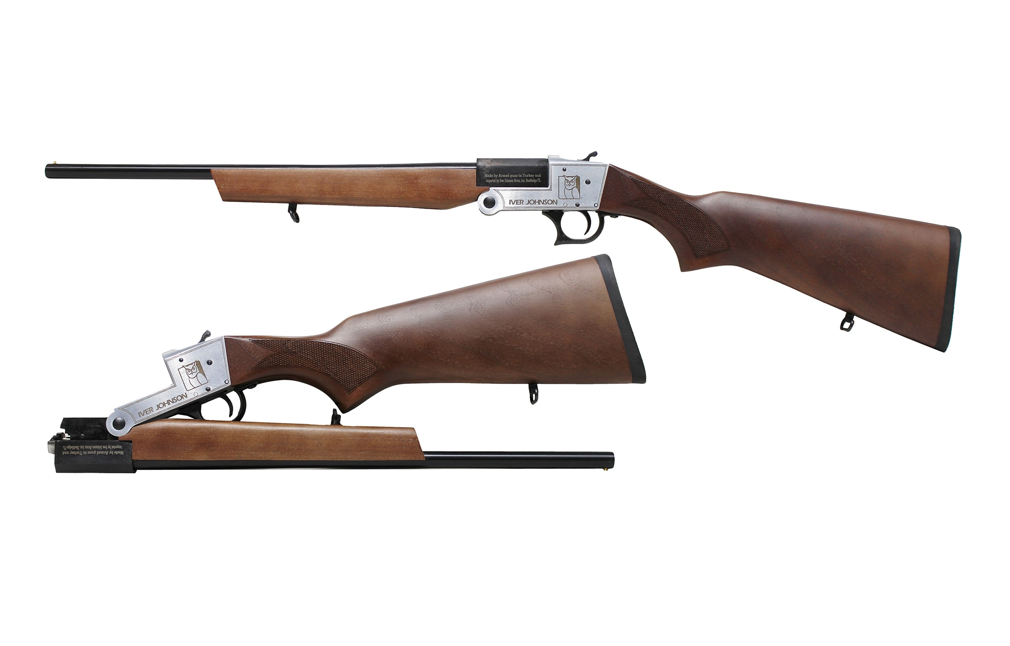 2017 Shotguns -- Iver Johnson IJ700-18