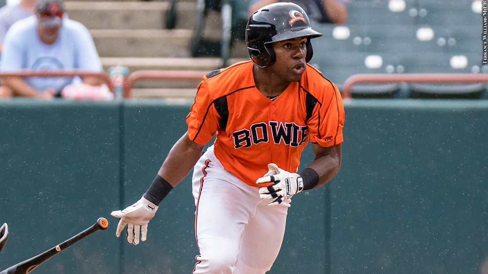 Five Things To Know About Orioles Prospect Cedric Mullins
