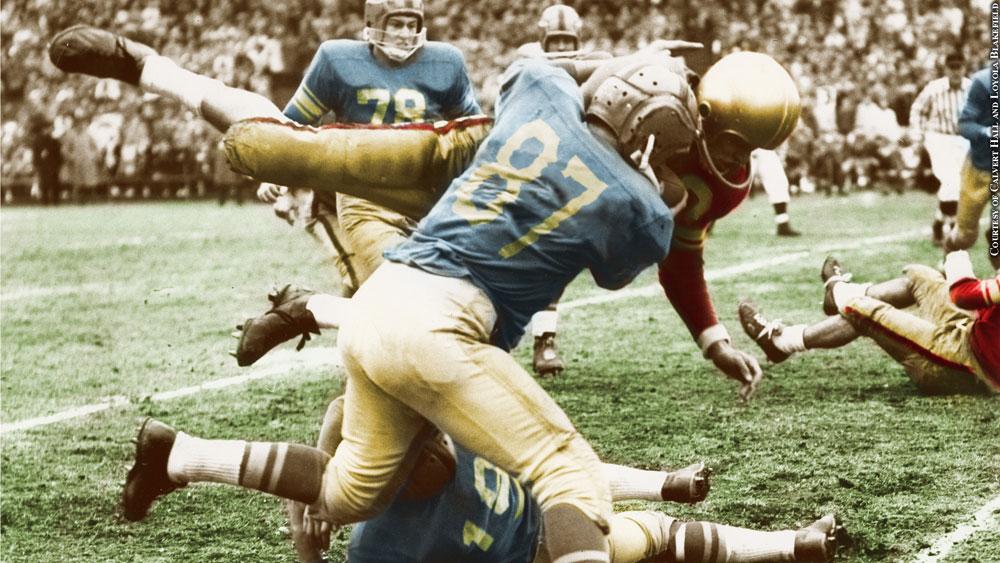 Issue 259: Calvert Hall vs. Loyola Turkey Bowl